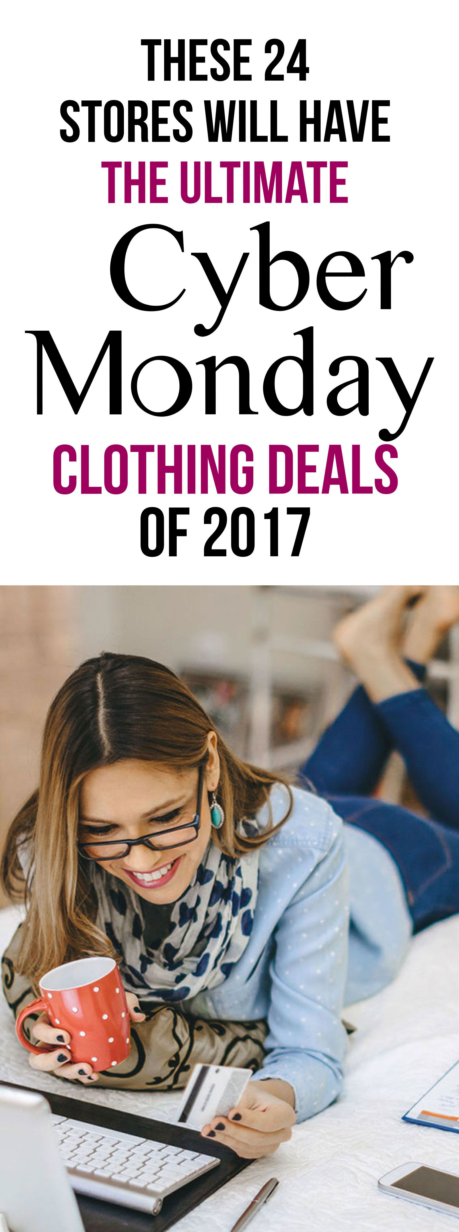 The Best Clothing Deals On Cyber Monday This Year Cybermonday Clothing Deals Clothing Deals Cyber Monday Shopping Cyber Monday