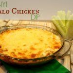 Buffalo Chicken Dip Recipe #buffalochickendip Buffalo Chicken Dip Recipe #buffalochickendip