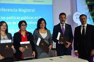 Armario de Noticias: Gobierno continúa creando alianzas estratégicas co...