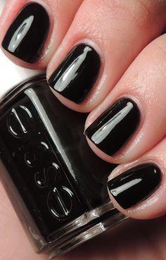 Essie Nail Lacquer, Licorice--Find more latest stuff: nailslover ...