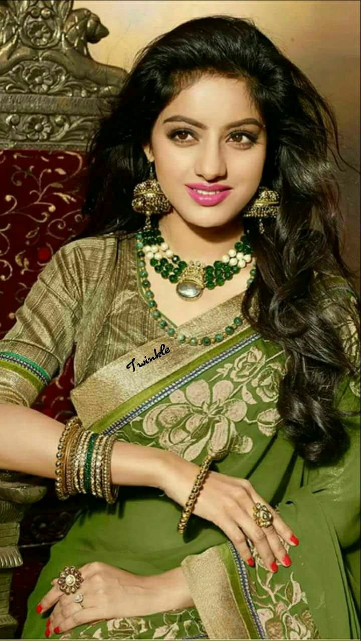 Tv Actress Actresses Saree Indian Beauty Beautiful Saree