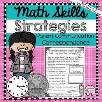 Math Assessment Forms First and Second Grades Math, Reading