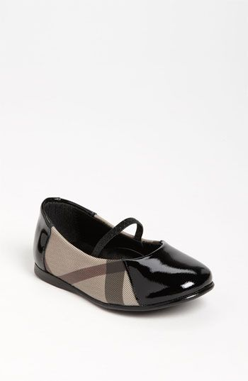03b067c957fa Burberry  Effie  Slip-On (this looks like a child shoe but it would also be  lovely for an adult)