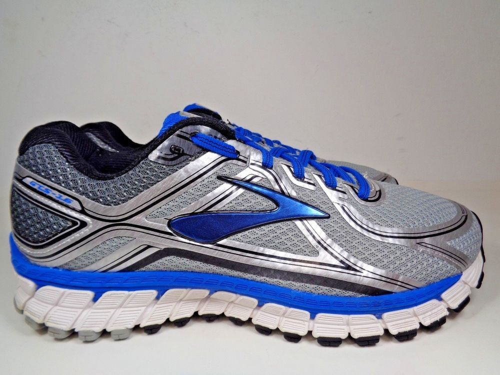 7c133f921c4 Mens Brooks Adrenaline GTS 16 Running Training Shoes size 11 US Extra Wide  4E  Brooks  RunningCrossTraining