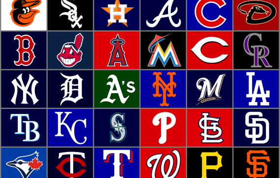 All Mlb Baseball Team Logos Mlb Team Logos Baseball Teams Logo Major League Baseball Logo
