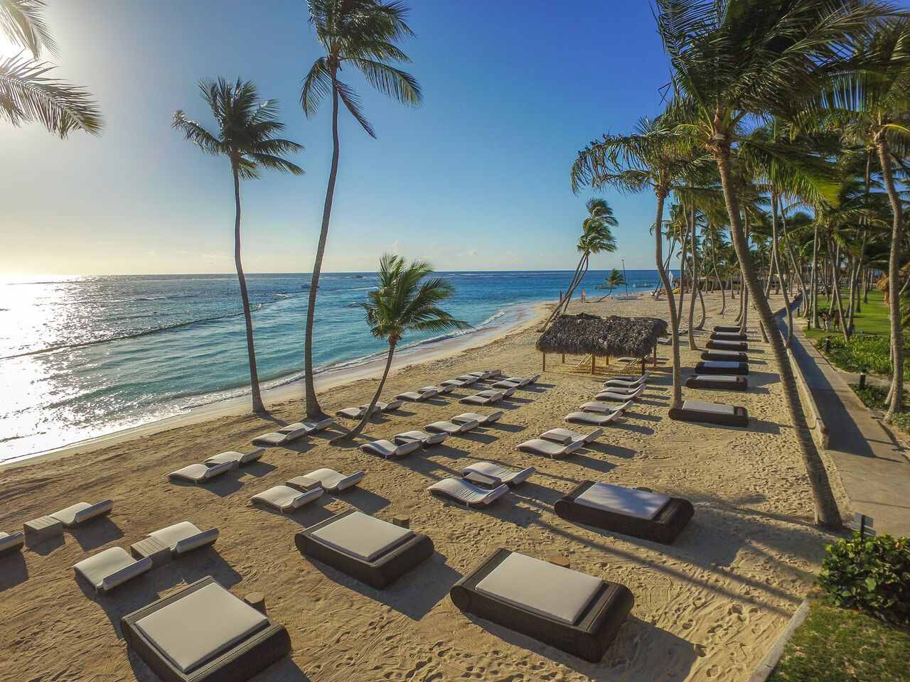 Club Med Punta Cana S Private And Exclusive Zen Beach