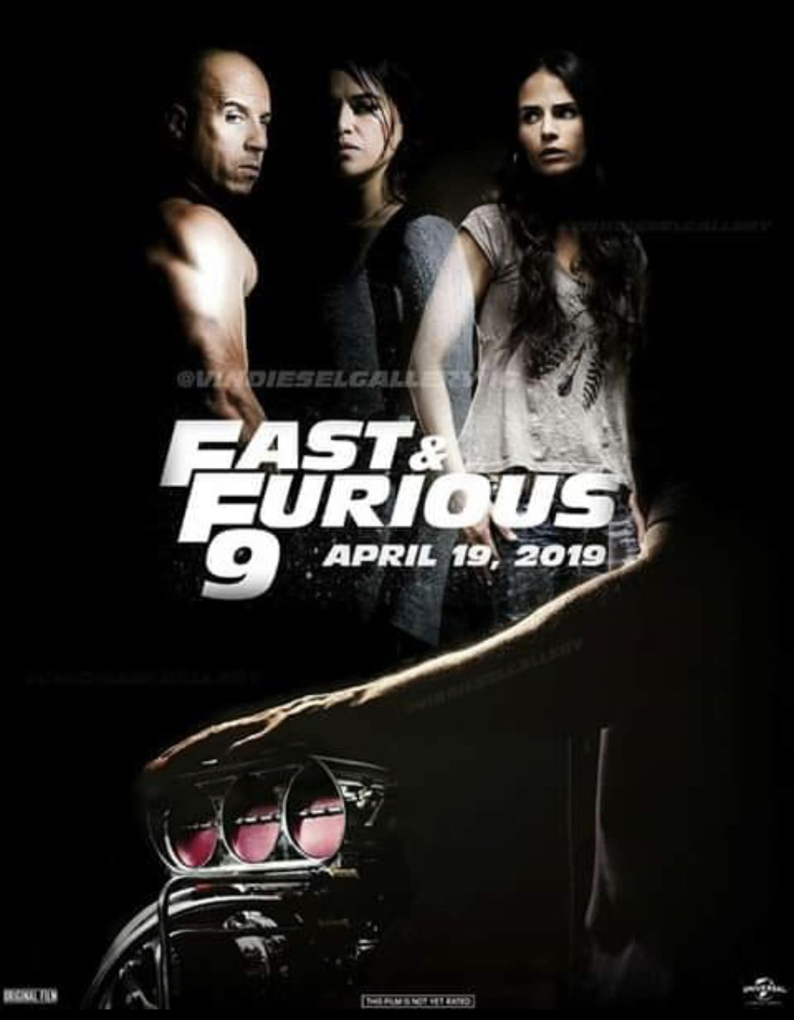 Fast furious 9 fast and furious movie fast and
