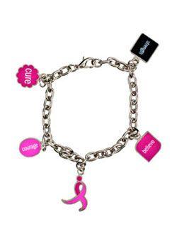 Word Charm Bracelet at Shop3Day.com