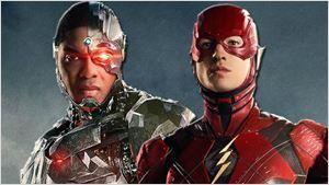 'The Flash': El director vuelve a insinuar que Cyborg aparecerá en el filme