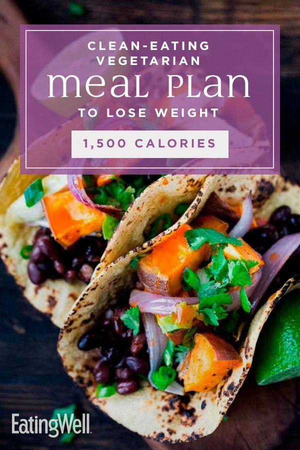 The high-fiber, high-protein meals and snacks in this plan will help you feel fuller on 1,500 calories a day and will better balance your blood sugar to keep energy levels stable.