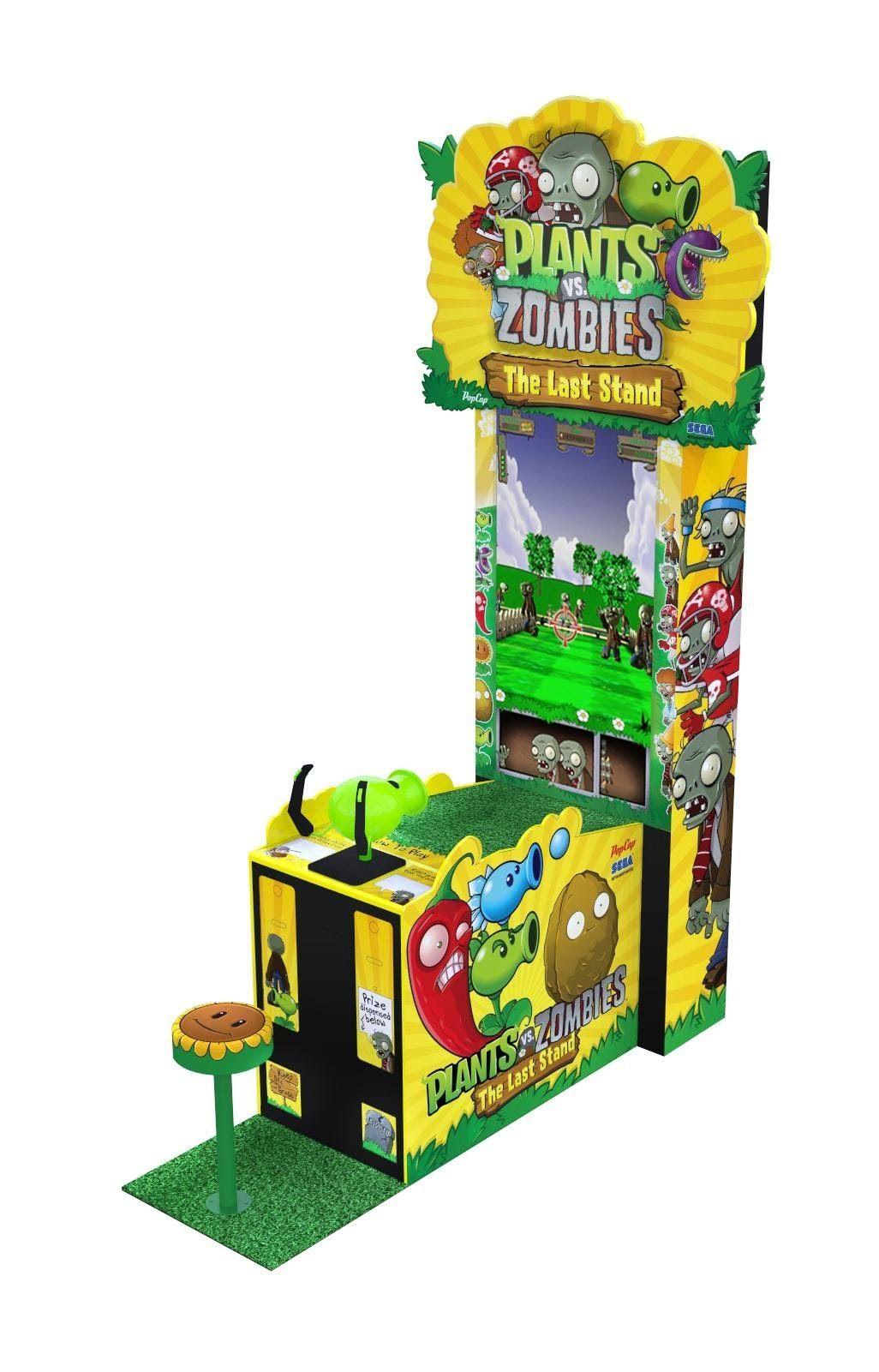 Sega Plants Vs Zombies the Last Stand by Birmingham