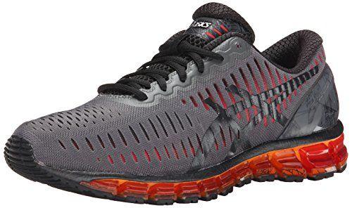ASICS Men's Gel Quantum 360 Running Shoe, CarbonBlackOr