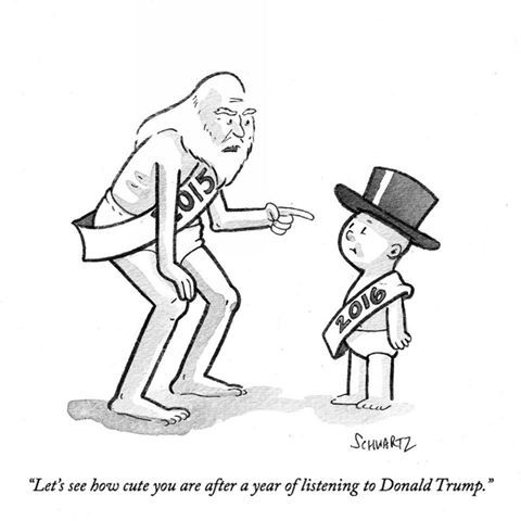 Yeah! The New Yorker Cartoons's photo.