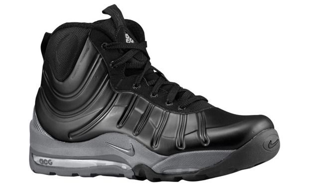competitive price 11cf4 38626 Nike ACG Air Max Posite Bakin Boot – Black Black-Matte Silver   Cranberry  Red