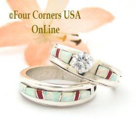 Bridal Engagement Wedding Ring Sets