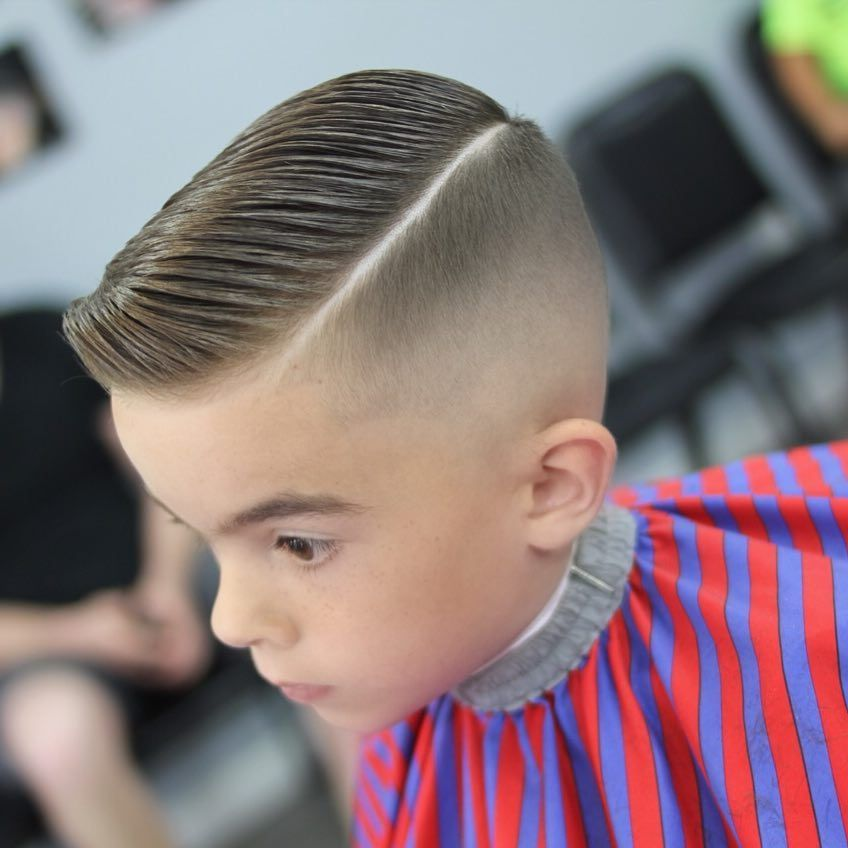 Fade For Kids 24 Cool Boys Fade Haircuts Men S Hairstyles Boys Fade Haircut Kids Fade Haircut Boy Haircuts Short