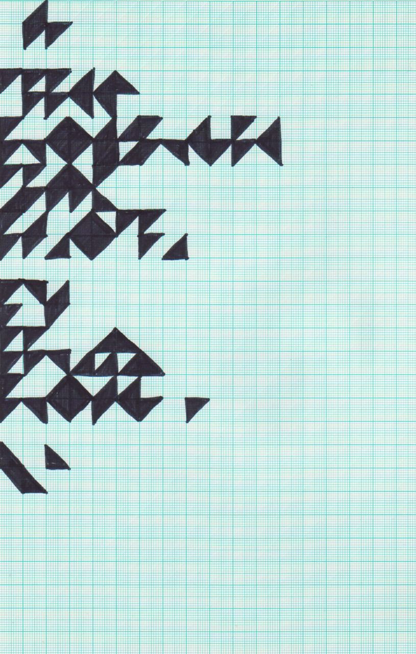 Graph Paper Will Always Be Cool  And Triangles  Design