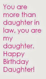 Daughter In Law Birthday Quotes Birthday Daughter In Law Happy