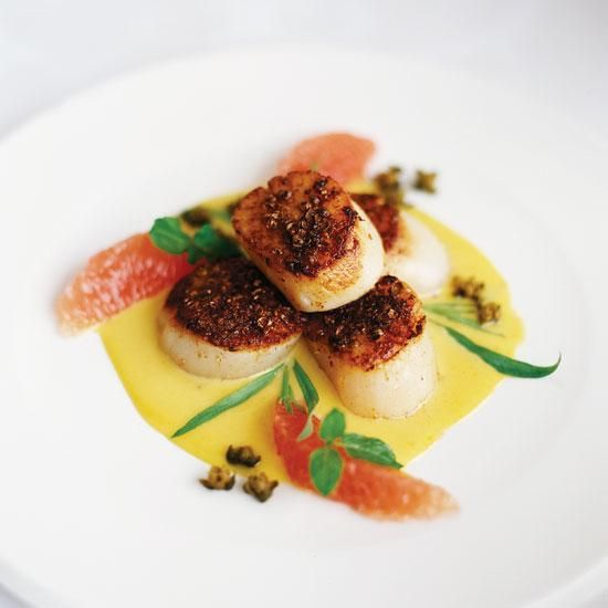 Scallops dish food wine magazine crave page 3 pinterest food forumfinder Gallery