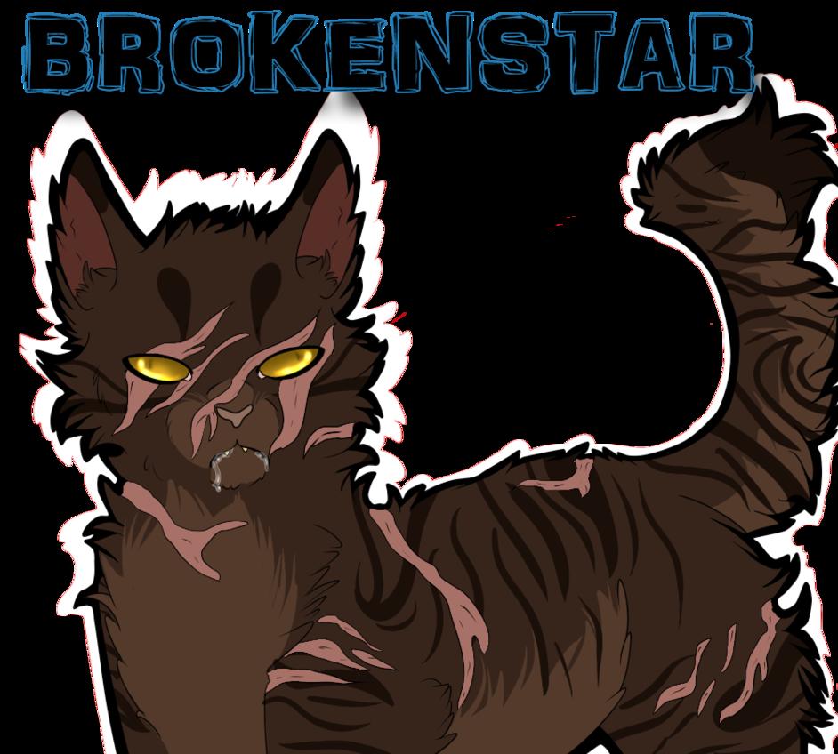 brokenstar ( use to be leader of shadowclan)