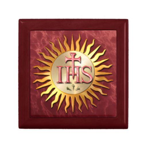 Jesuit Seal Gift Box