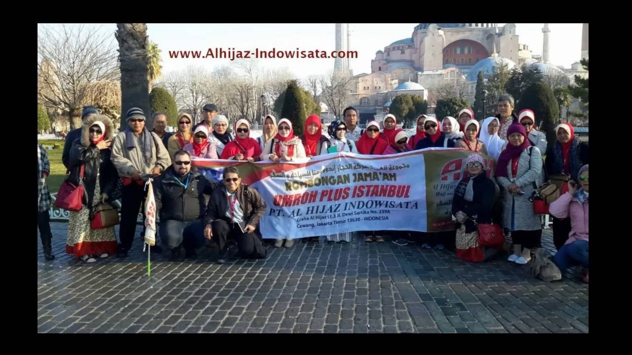 Umroh Plus Turki - Travel Alhijaz Indowisata