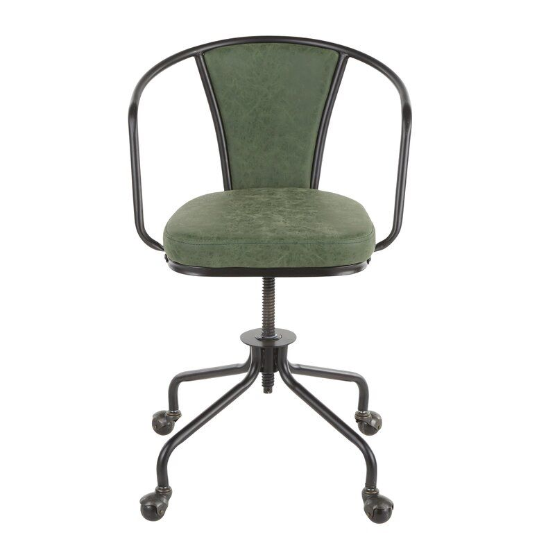 oregon upholstered task chair