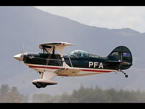 Pitts Special Aerobatics | Day 1 - Armistice Day Commemorations 2012 | ZK-PFA | Noel Kruse