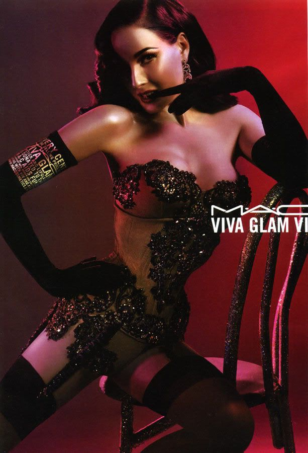 Image result for viva glam by year