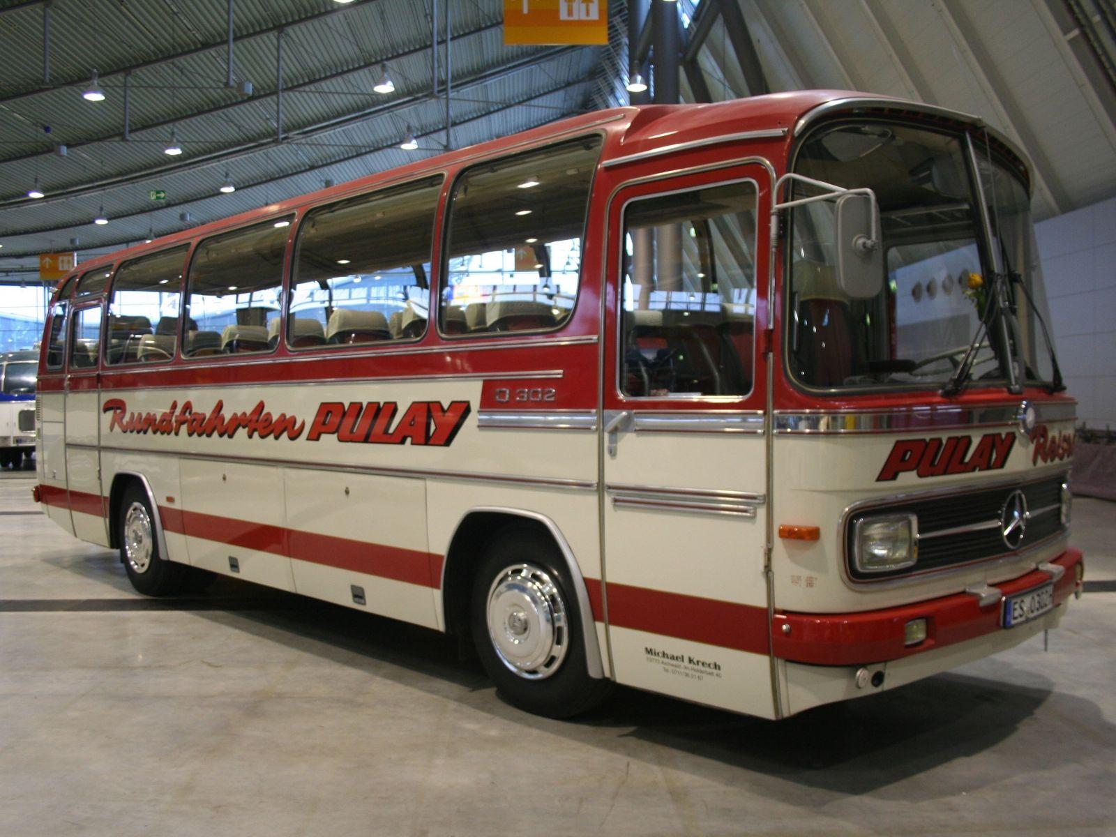 1971 mercedes benz o302 bus daimler ag de auto mercedes benz de - Mercedes Benz O302