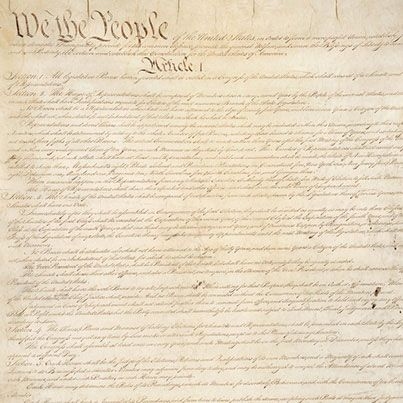 Help students engage with the Constitution by linking it with current issues.