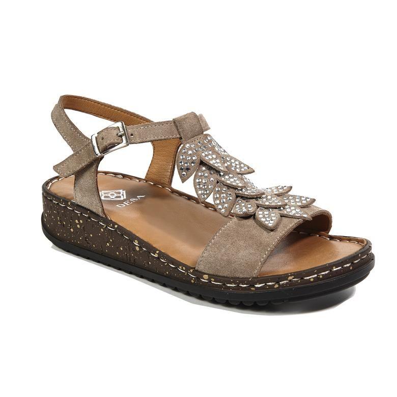 Desa Desafashion Style Moda Ss18 Yaz Sandalet Sandals Leathersandals Trend Stil Sandalet Motorcu Botlari Kadin
