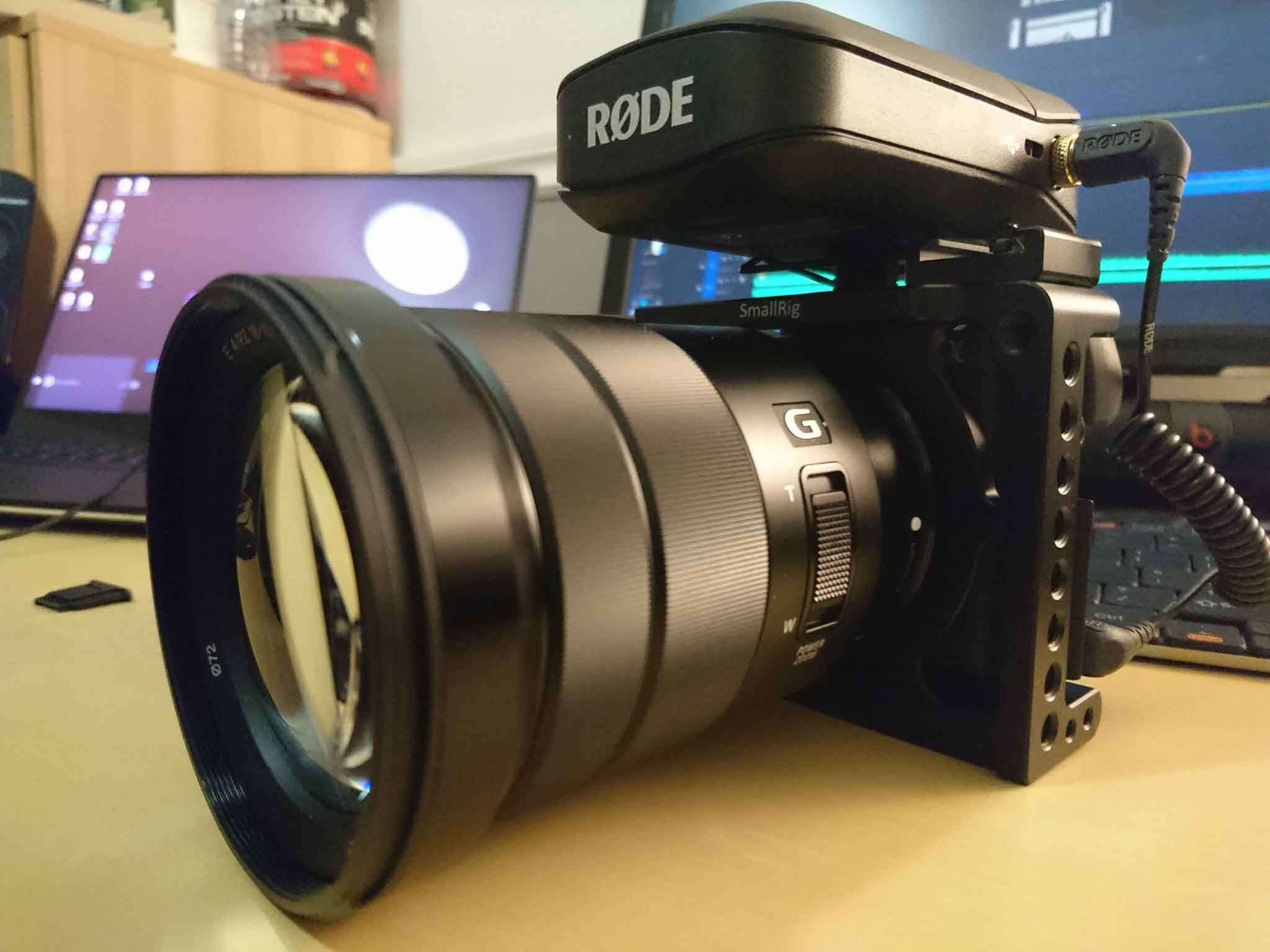 Sony A6000 A6300 A6500 Ilce 6000 Ilce 6300 Ilce A6500 Nex 7 Cage 1661 Cage Sony Sony A6300