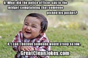 Funny dirty midget jokes