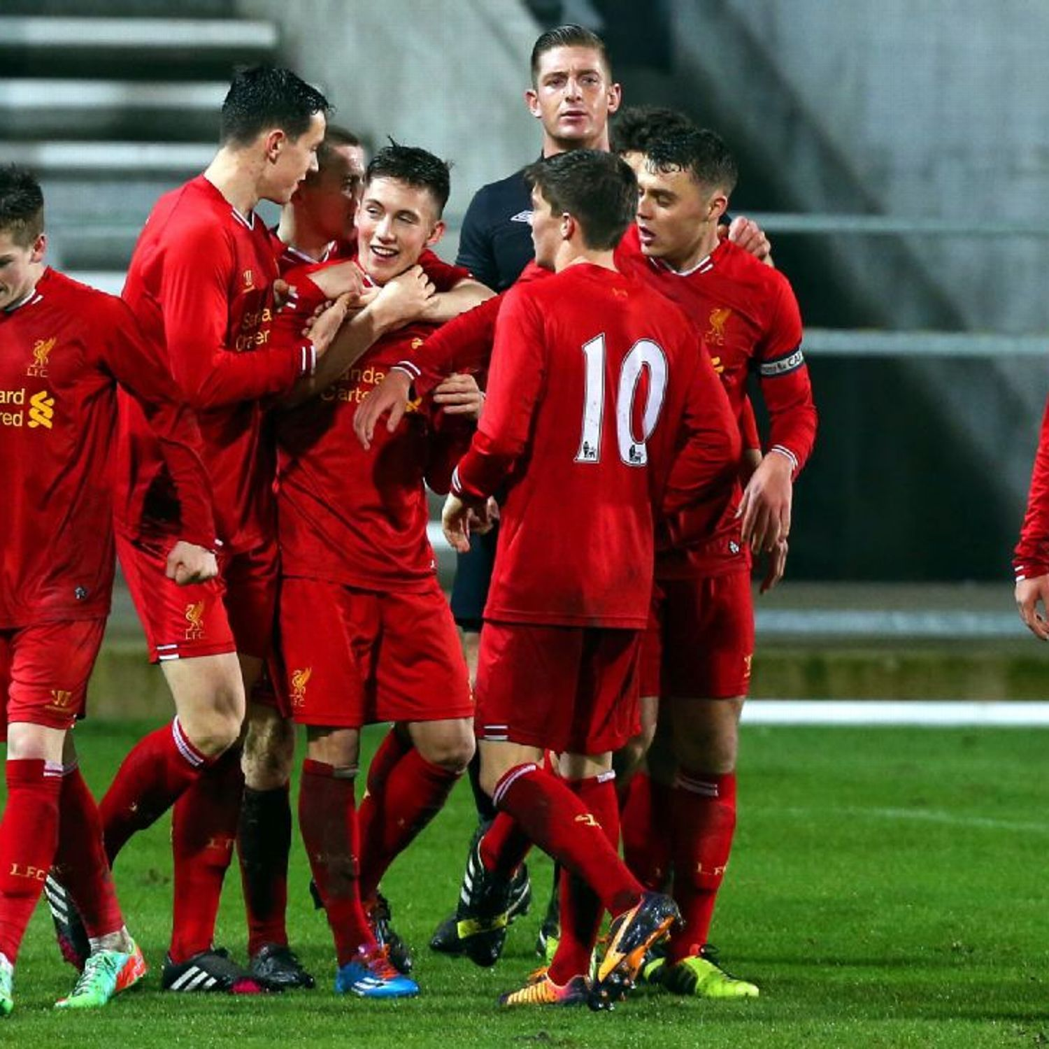 Liverpool's Harry Wilson confident and motivated ahead of