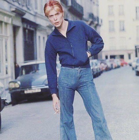 I don't give a fuck. . {#davidbowie#bowie} by bowietastic