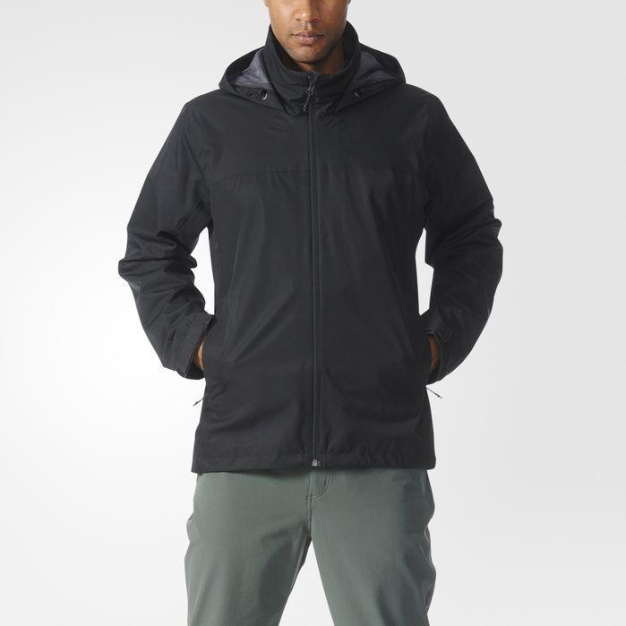 Wandertag Jacket Black Mens | Products | Adidas, Jackets