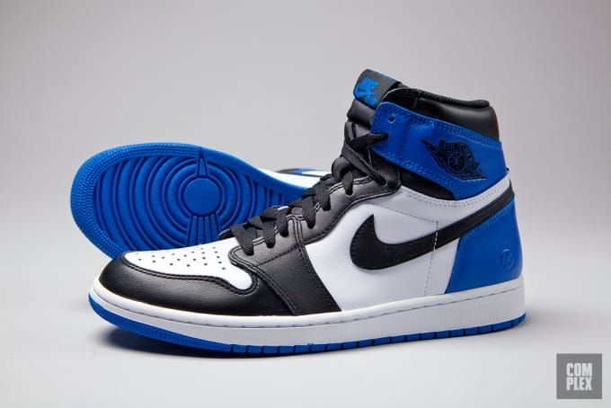 f1c27b04b9 Air Jordan 1 Fragment Blue