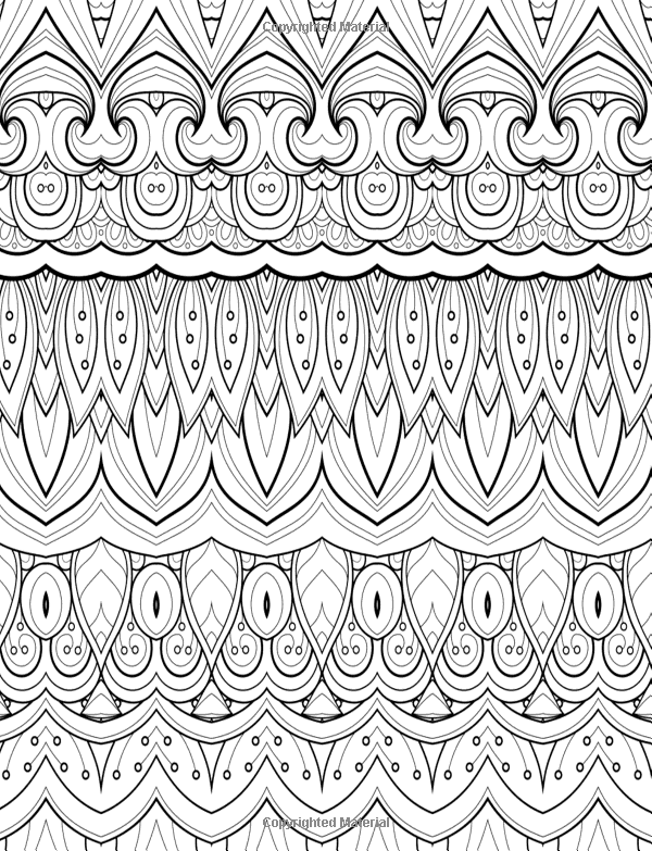 Amazon.com: Mindfulness Coloring Book: Stress Relieving Art Therapy For  Busy People