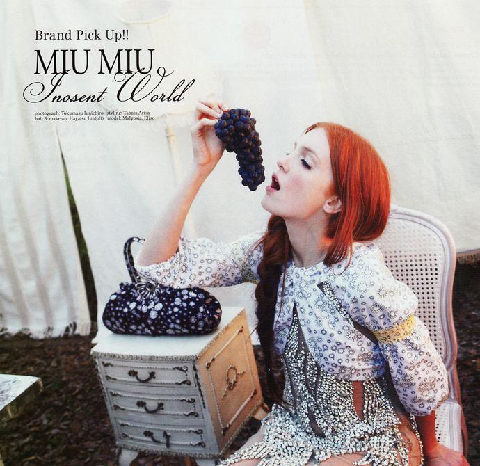 Miu Miu in Japan   clever nettle - vintage & fashion in portland, oregon