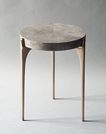 hand cast solid bronze base tiled blue tiger eye stone tabletop rh pinterest com