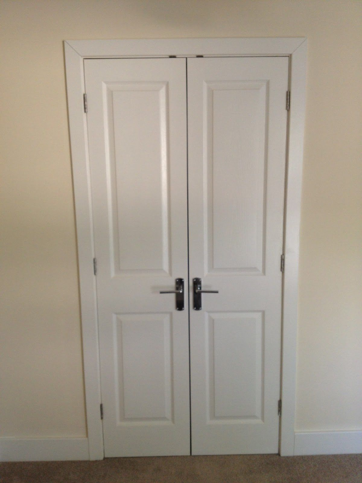 Prehung Double Closet Doors 36 tenerife top