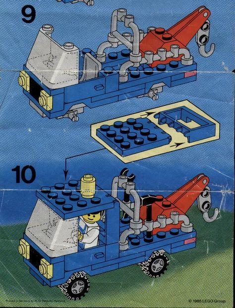 006g Lego Instructions Pinterest Lego Legos And Lego
