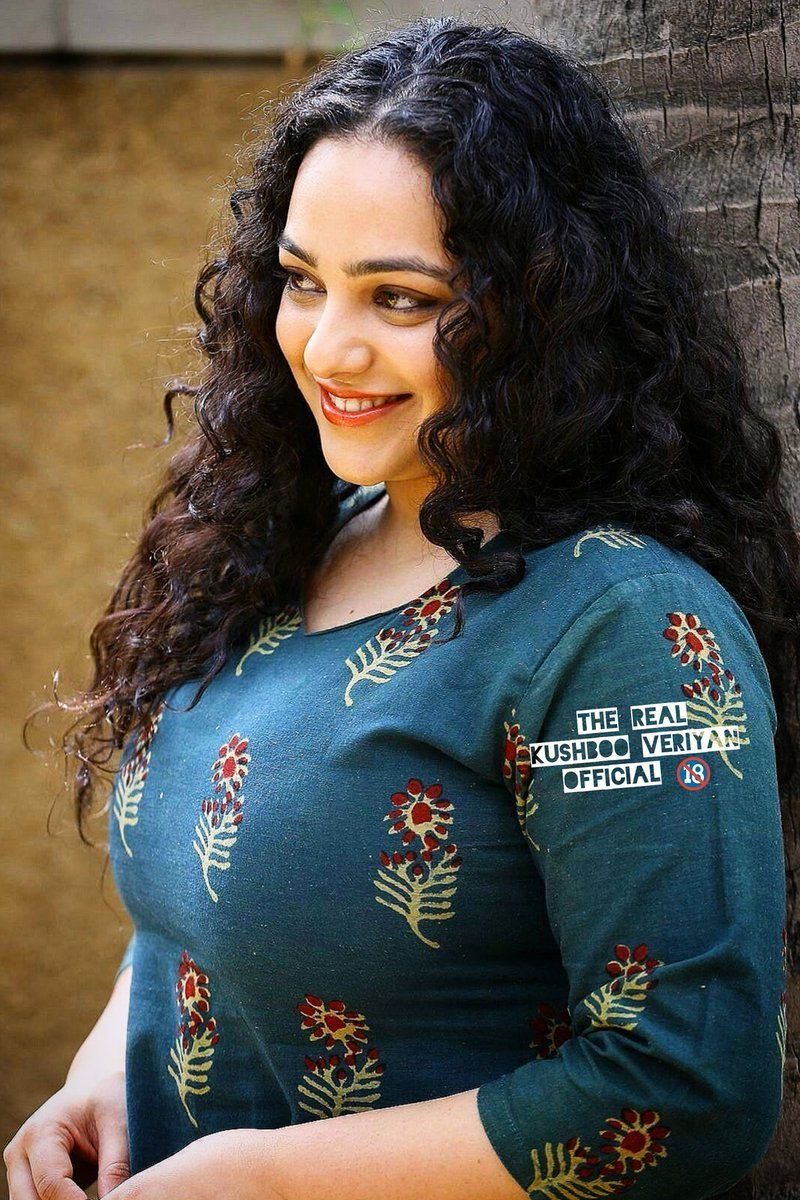Pin by designLayout on topBest in 2021 | Nithya menen, South indian actress hot, Menen