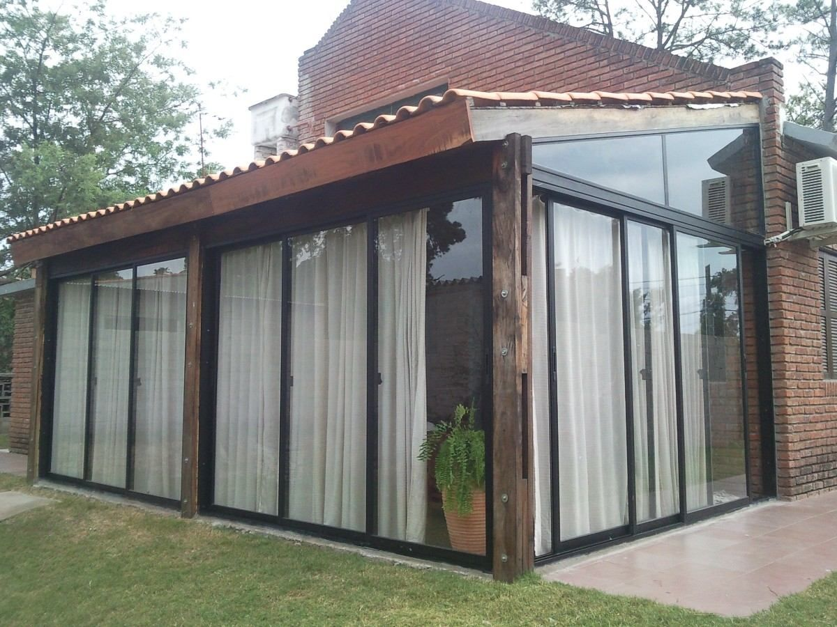 Cerramientos para terrazas en barcelona roof garden - Cerramientos casas ...