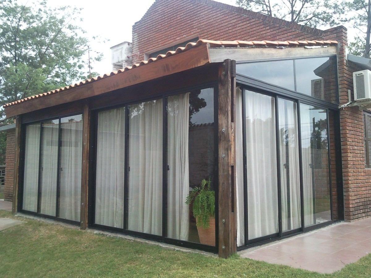 Cerramientos para terrazas en barcelona roof garden for Cerramiento aluminio terraza