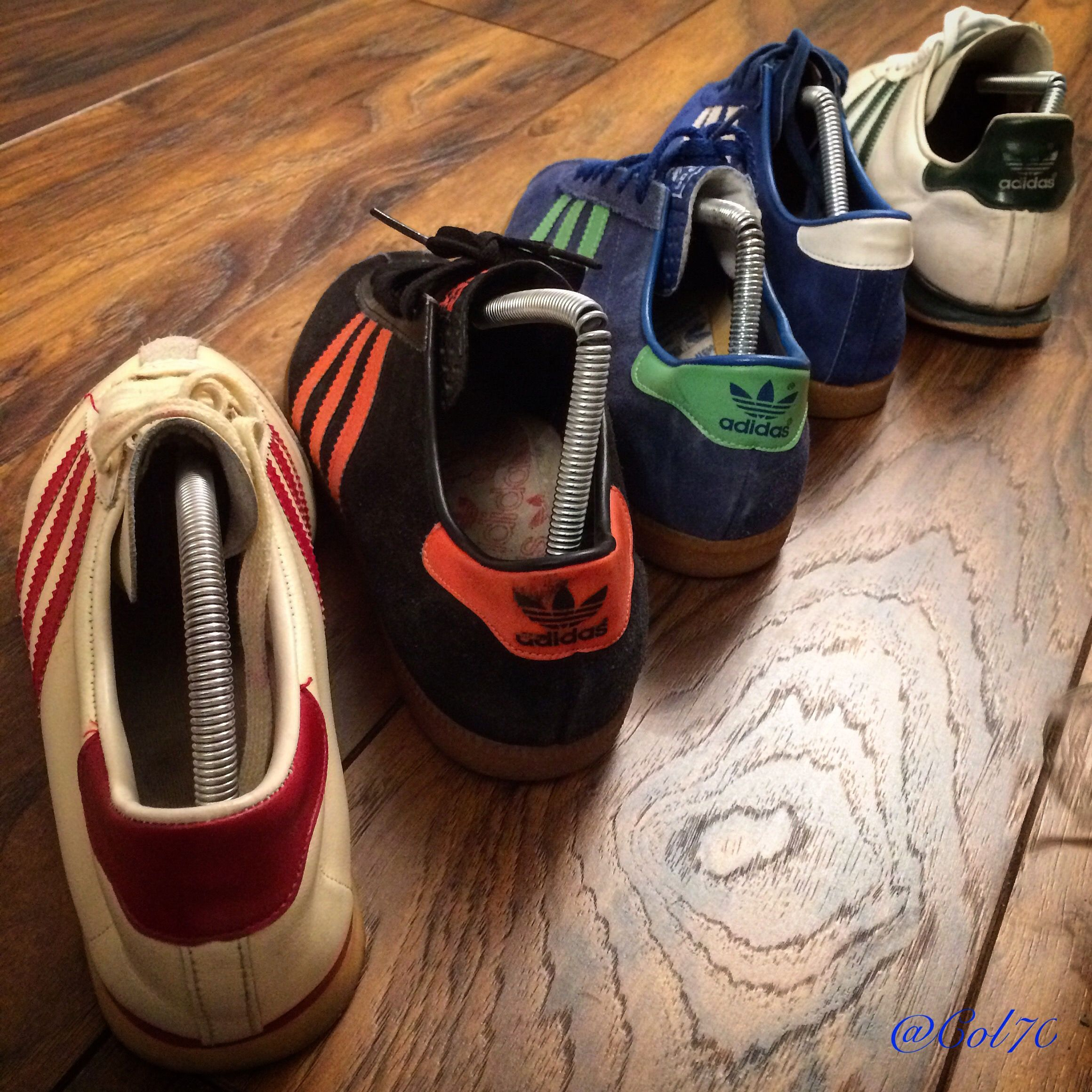 Adidas Spezial Originals Ride Cool Your Boots A3 Artwork