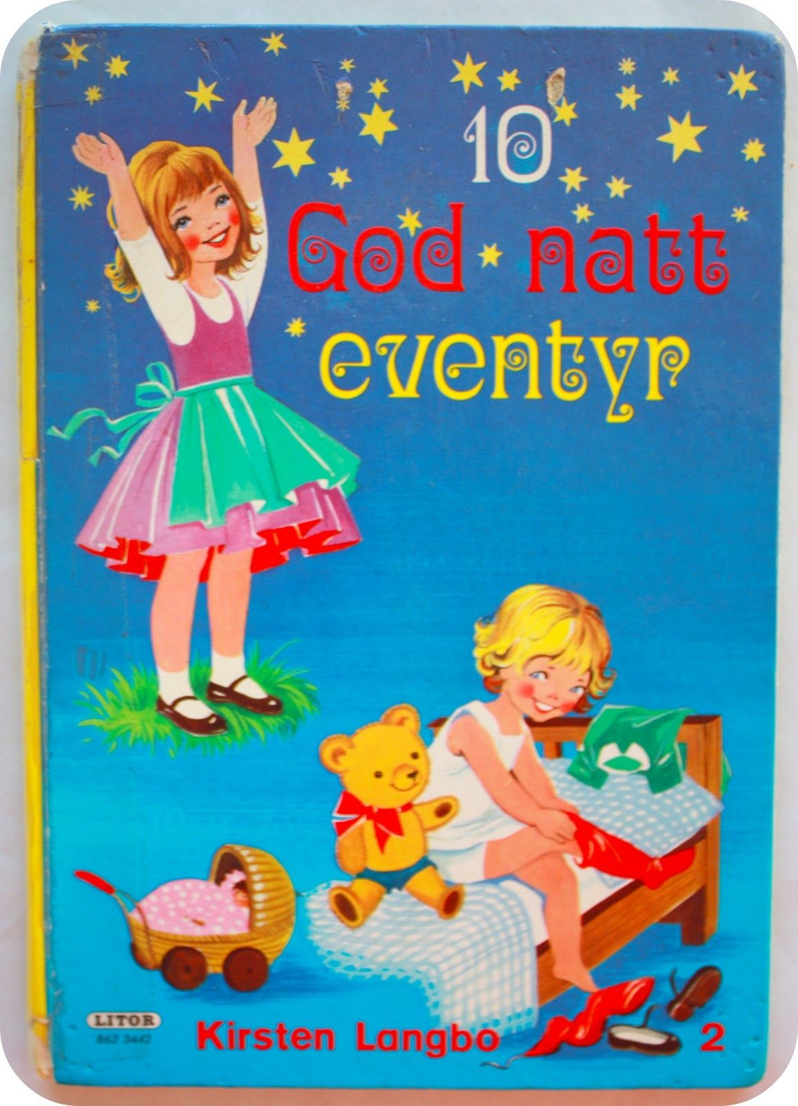 I had this book when I was a child. I miss it!!