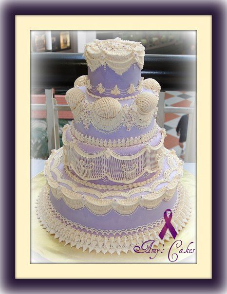 Kerry Vincent Cake Gallery