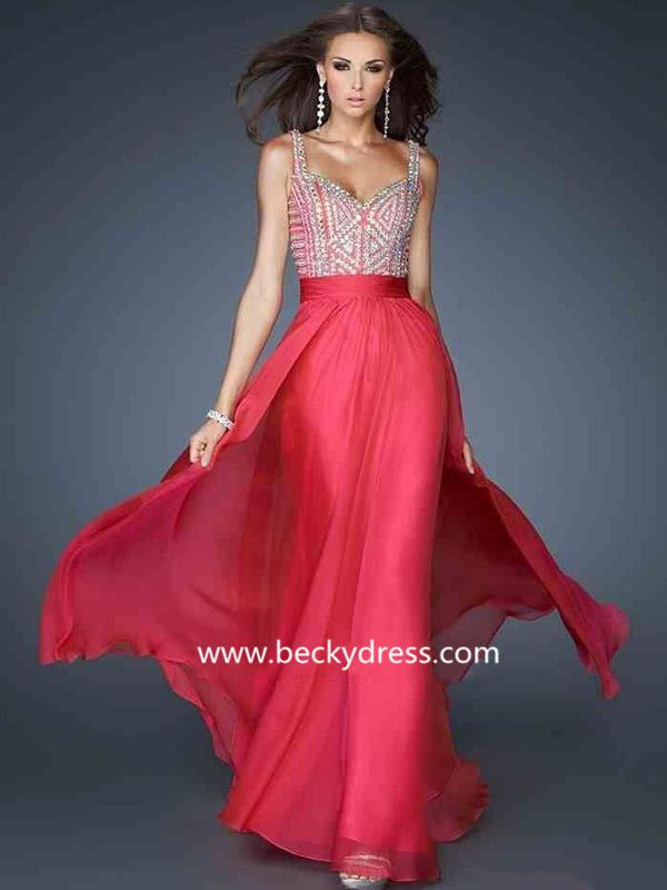 Chiffon Prom Dress $159.99